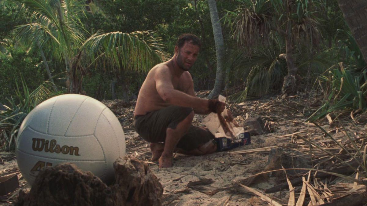 """[VIDEO] Tom Hanks se reencuentra con Wilson de la película """"Náufrago"""""""