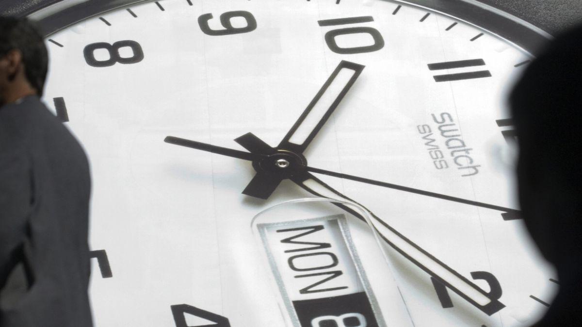 Swatch lanzará un reloj inteligente que no necesitará recargarse