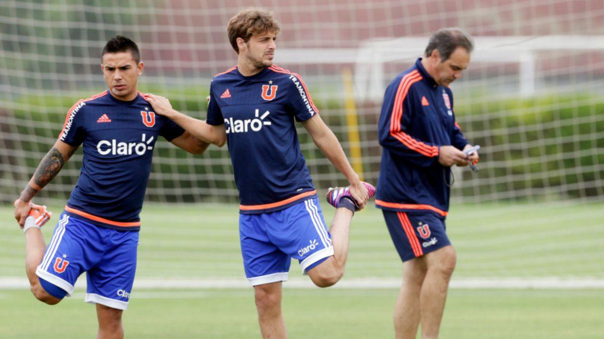 Álvaro Recoba asegura que Maxi Rodríguez juega como él cuando joven