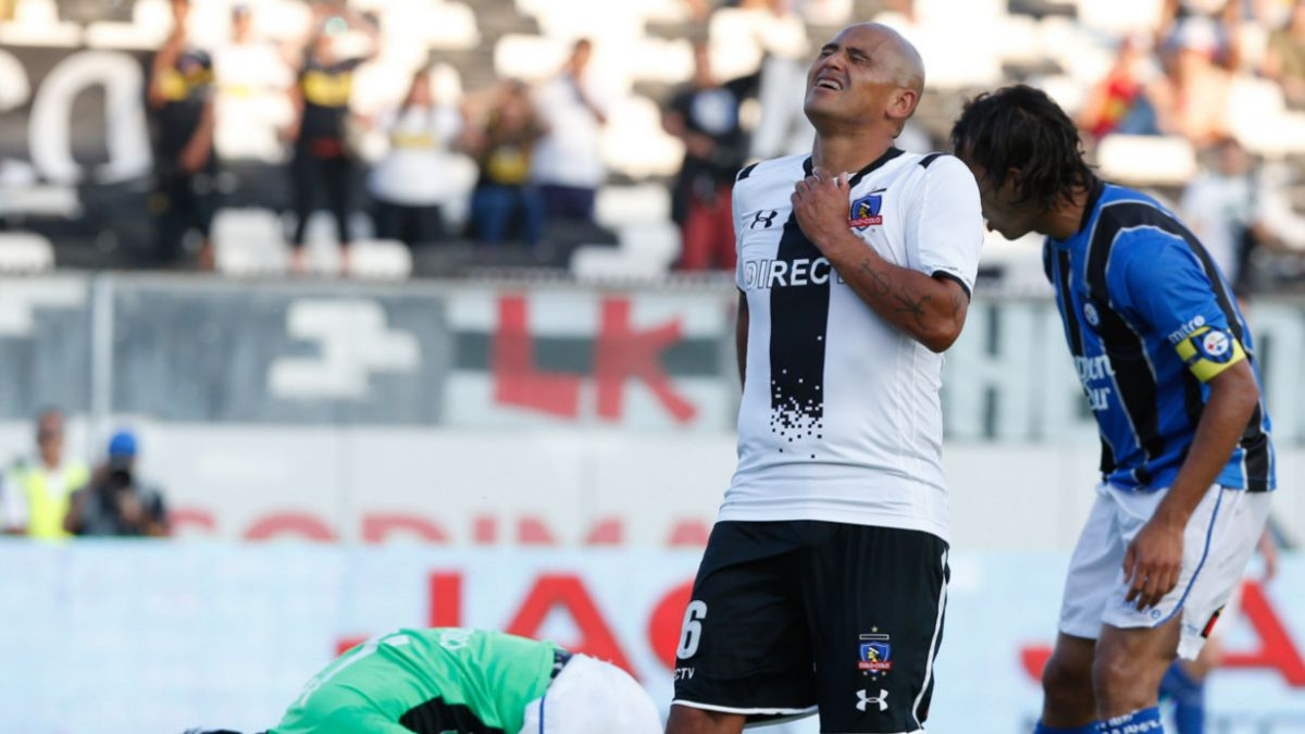 "Humberto Suazo pidió disculpas: ""Nunca quise ofender al árbitro"