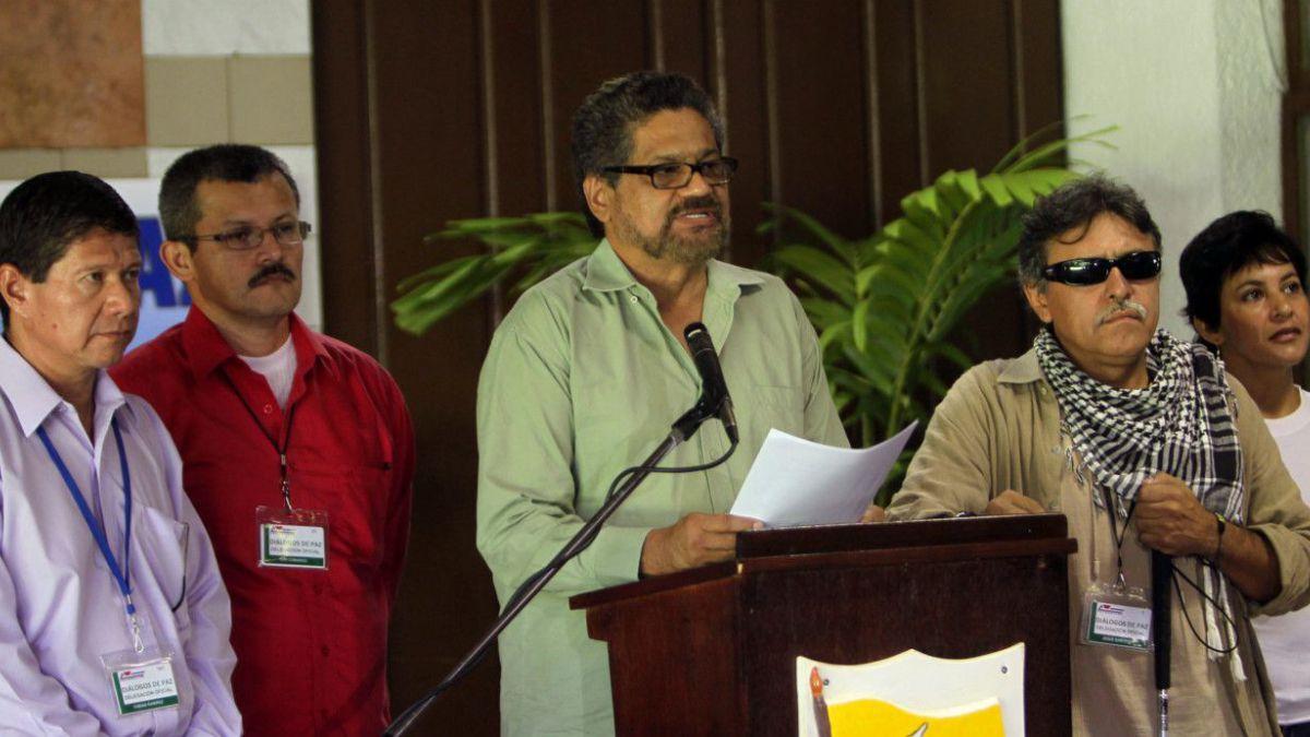 FARC anuncia futuro partido político si el gobierno colombiano cumple garantías