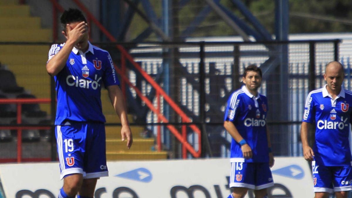 U de Chile empata y acumula 4 jornadas sin ganar en el torneo de Clausura