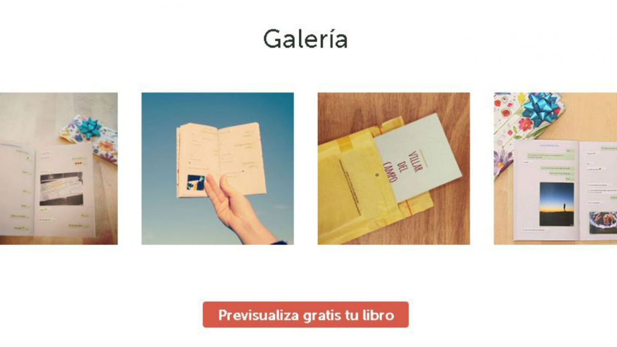 Tiny Books: La idea de convertir tus conversaciones de Whatsapp en un libro