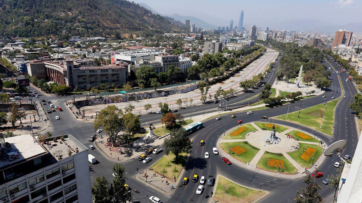 Santiago es la ciudad más sustentable de Sudamérica según ranking internacional
