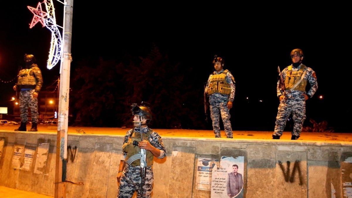 Al menos 12 muertos en un atentado suicida en el norte de Bagdad
