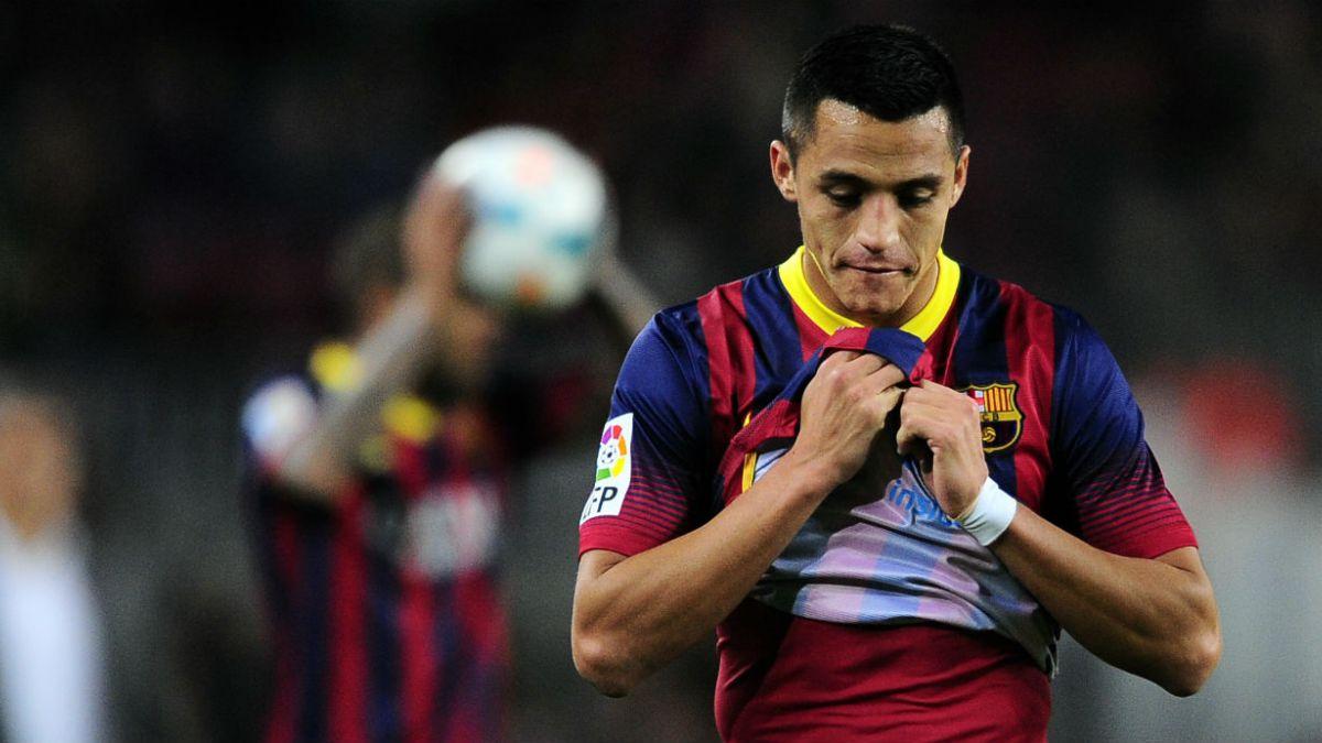 Nuevo director deportivo de Barcelona cuestiona partida de Sánchez