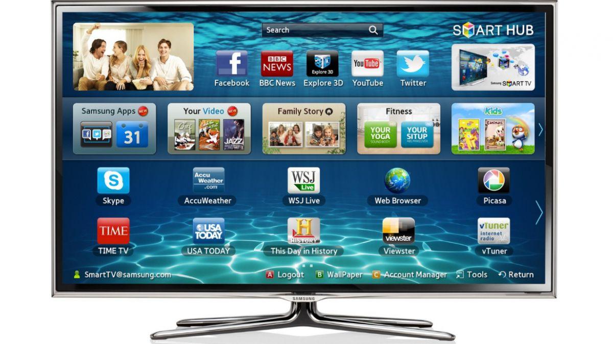 Polémica por espionaje de los televisores inteligentes de Samsung