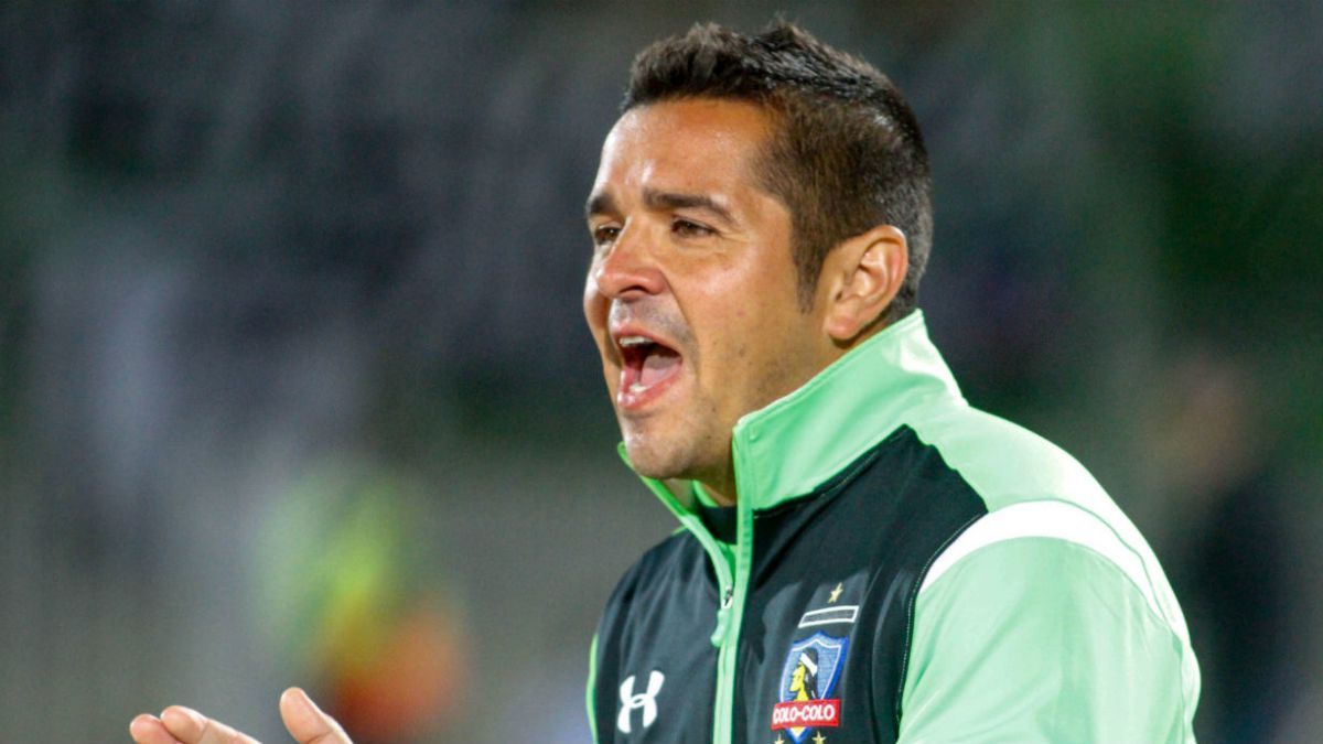 Héctor Tapia: Es un fracaso no llegar a instancias finales de Copa Libertadores