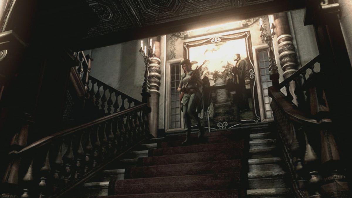 Resident Evil HD batió récords de ventas en enero