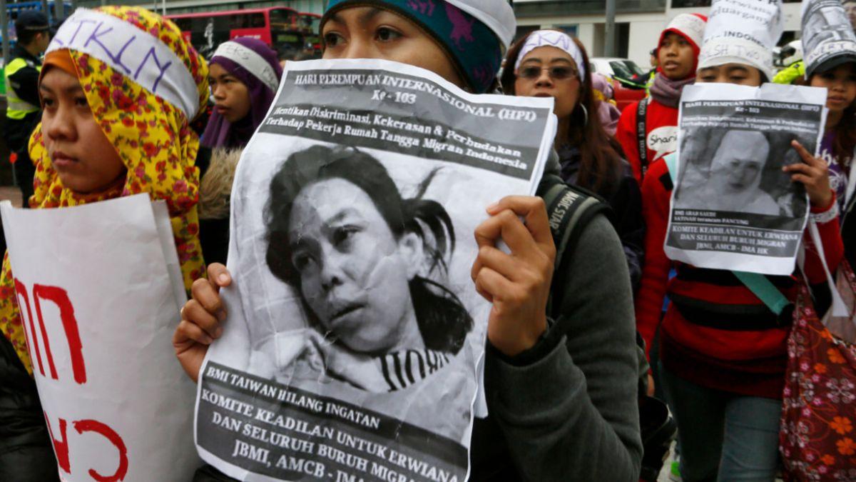 Hong Kong: Declaran culpable a mujer por esclavizar a su empleada doméstica