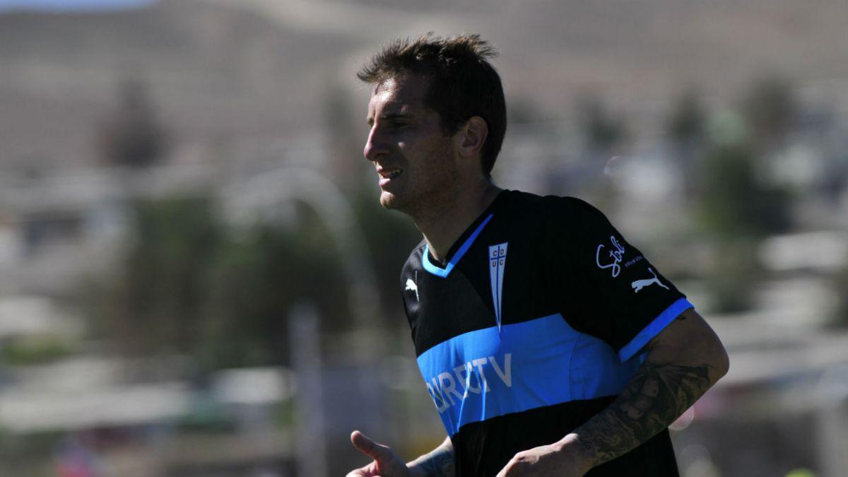 Botinelli reconoció su falta de ritmo en el torneo nacional