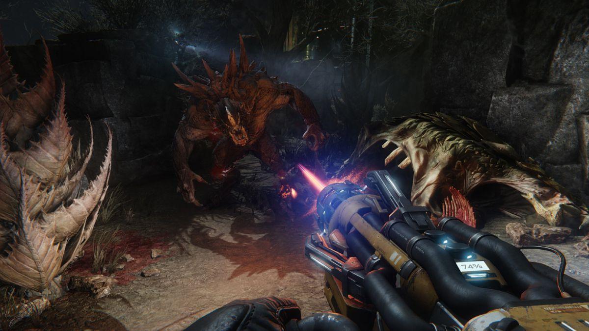 [Video] Llegó videojuego donde monstruo se enfrenta a cazadores