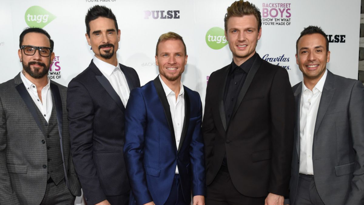 Acusa a integrante de Backstreet Boys de violación
