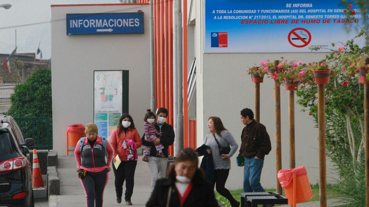 Alerta en Iquique: bacteria produce aumento de casos en urgencias