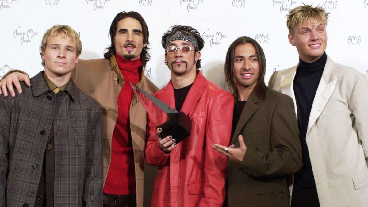 [FOTOS] El antes y después de los integrantes de Backstreet Boys