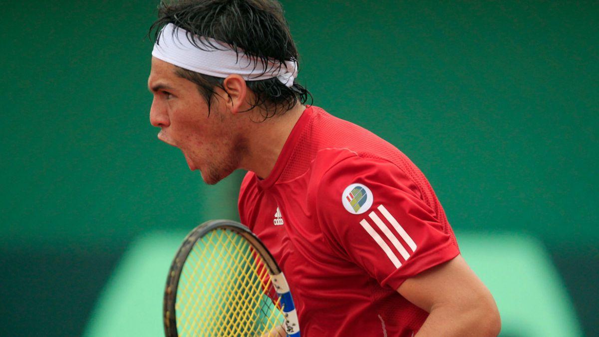 Este es el equipo de Perú que enfrentará a Chile por Copa Davis