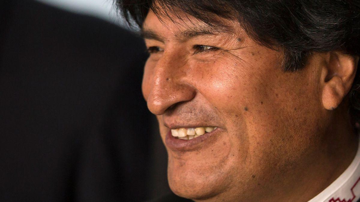 """Evo Morales asegura que Chile """"no quiere diálogo porque no tiene razón"""""""