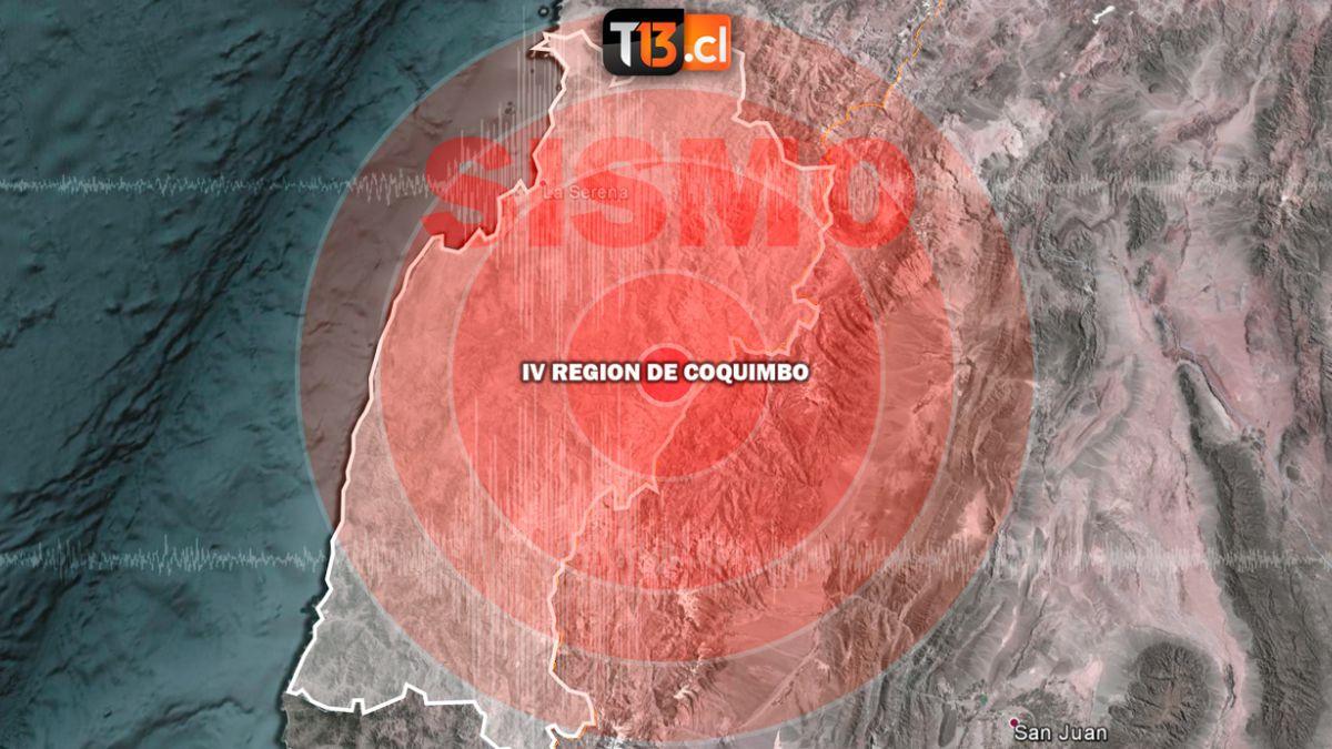 Sismo Coquimbo IV