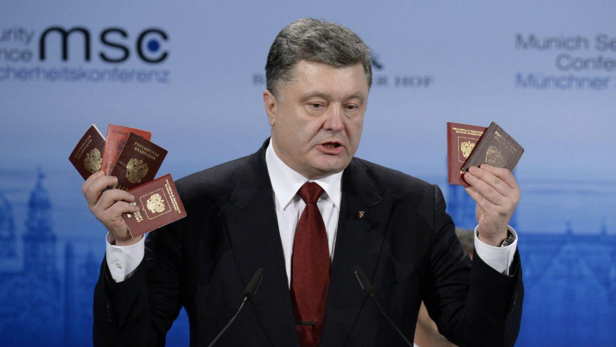 Presidente ucraniano informará situación de su país ante Consejo Europeo