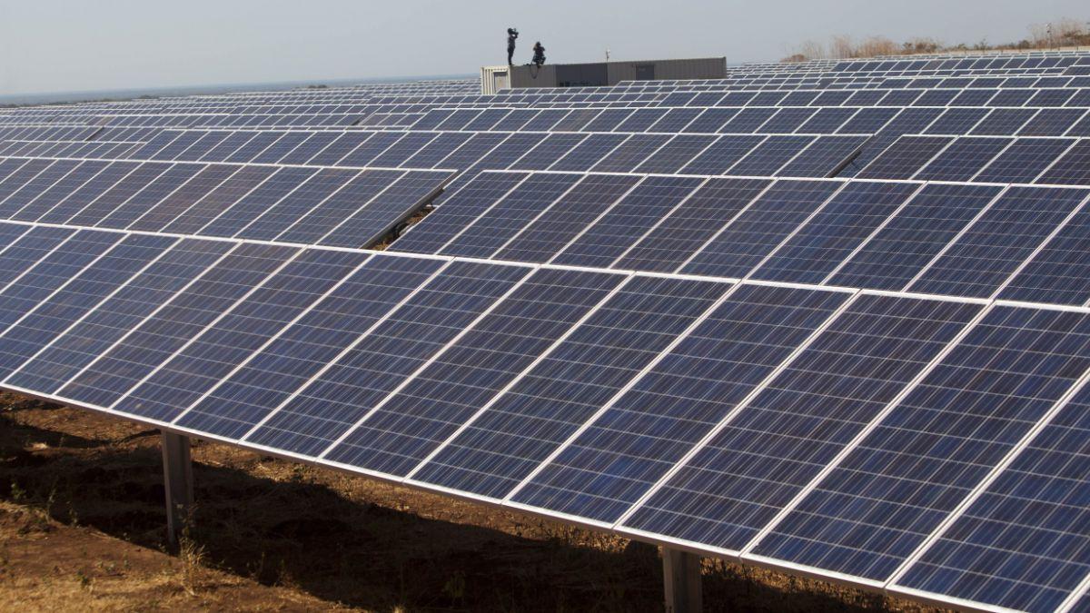 Apple construirá una gran planta solar en California