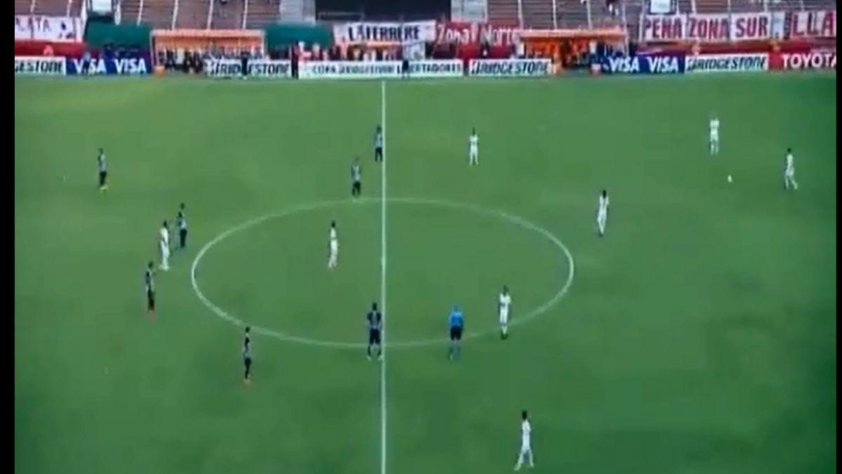 La curiosa protesta de los jugadores de Alianza Lima