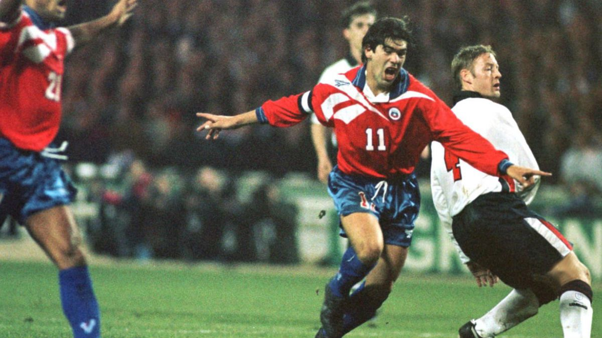 [Video] Revive la victoria de Chile ante Inglaterra a 17 años del encuentro en Wembley