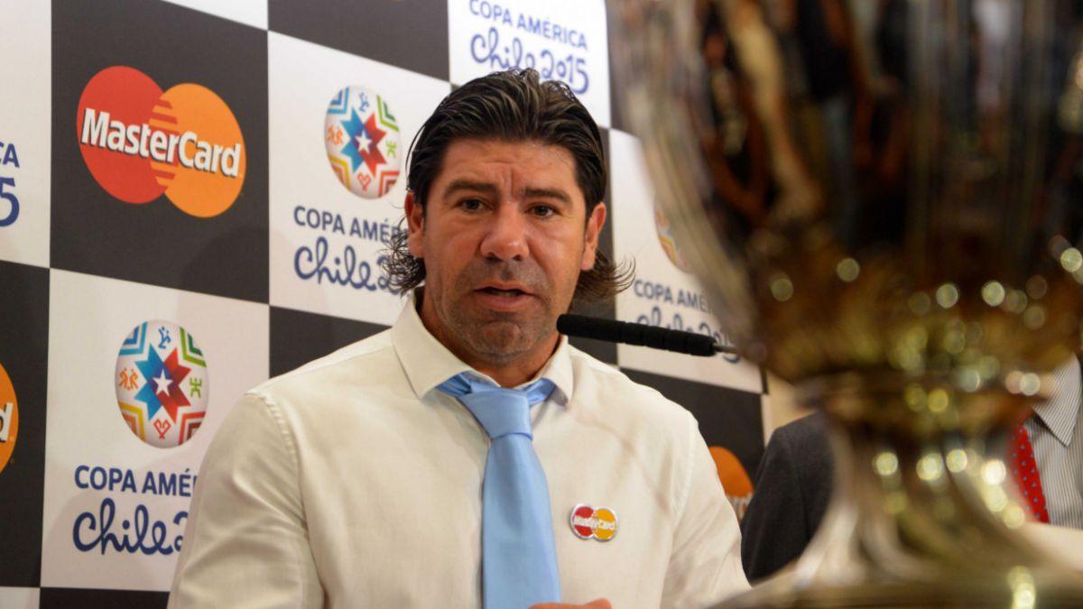 Marcelo Salas: No me motiva ser presidente de la ANFP en este momento