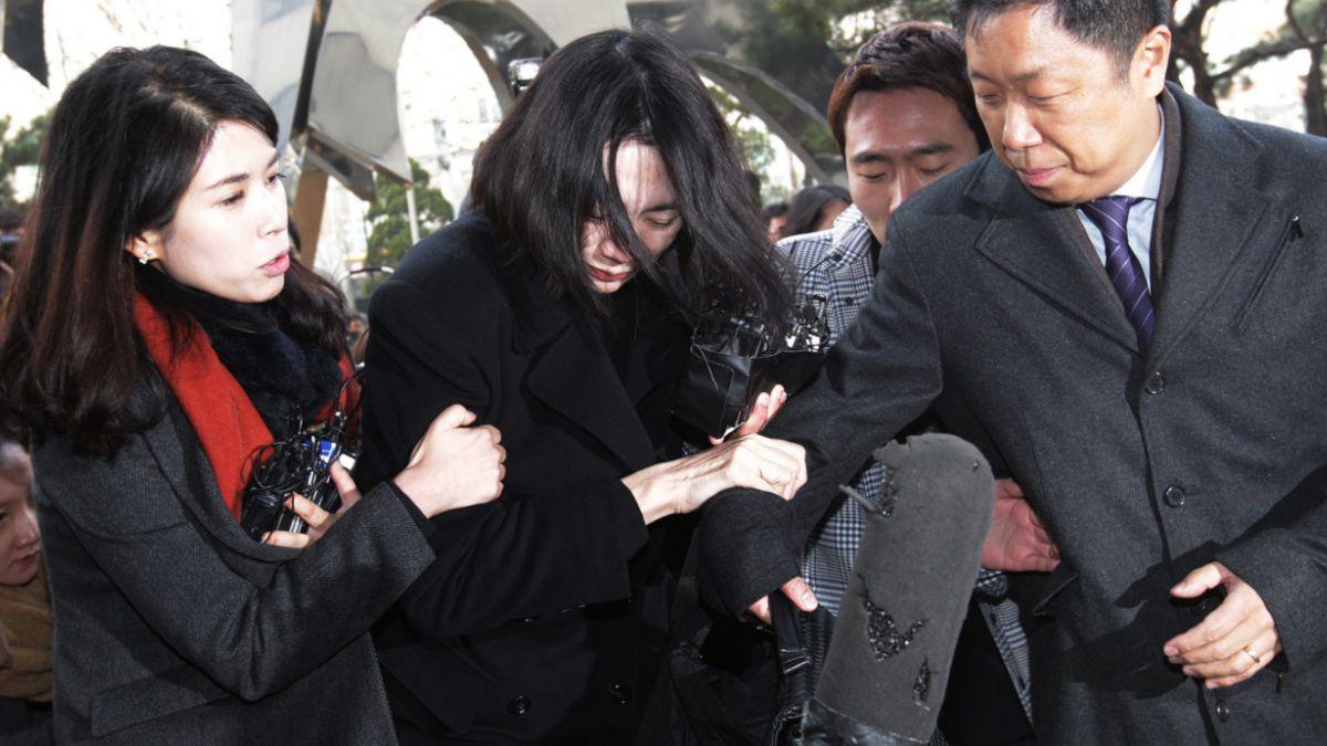 Ejecutiva de Korean Air es condenada a un año de cárcel tras escándalo