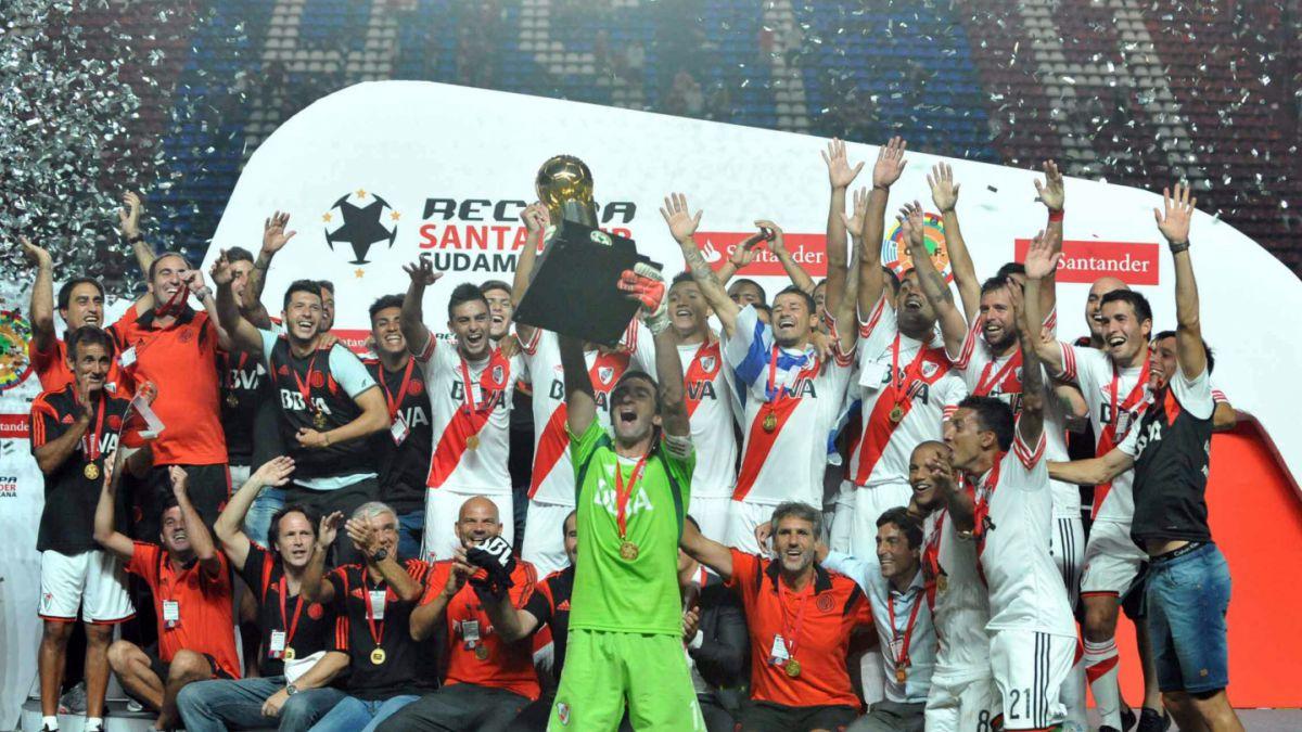 River Plate se convierte en campeón de la Recopa Sudamericana