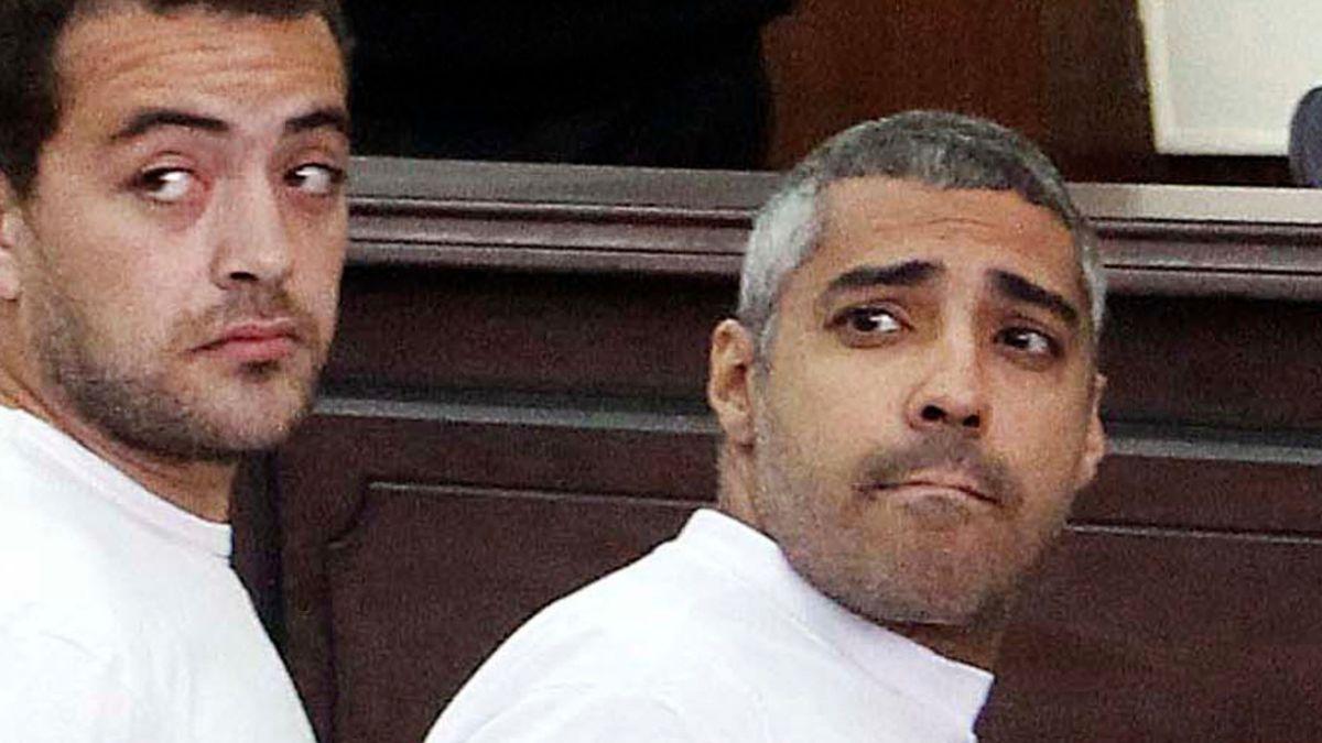 Egipto: Periodistas enjuiciados de Al Jazeera quedan en libertad bajo fianza
