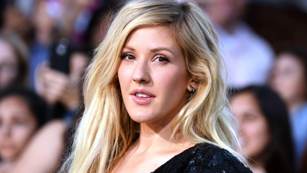 """Ellie Goulding rompe récord en Spotify con tema de """"50 sombras de Grey"""""""
