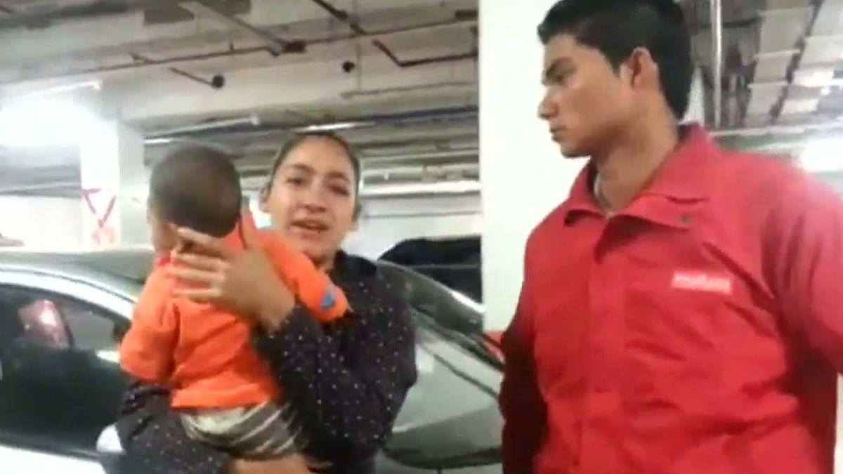 Sename confirma: padres de niño encerrado en auto en Calama dejaron el país