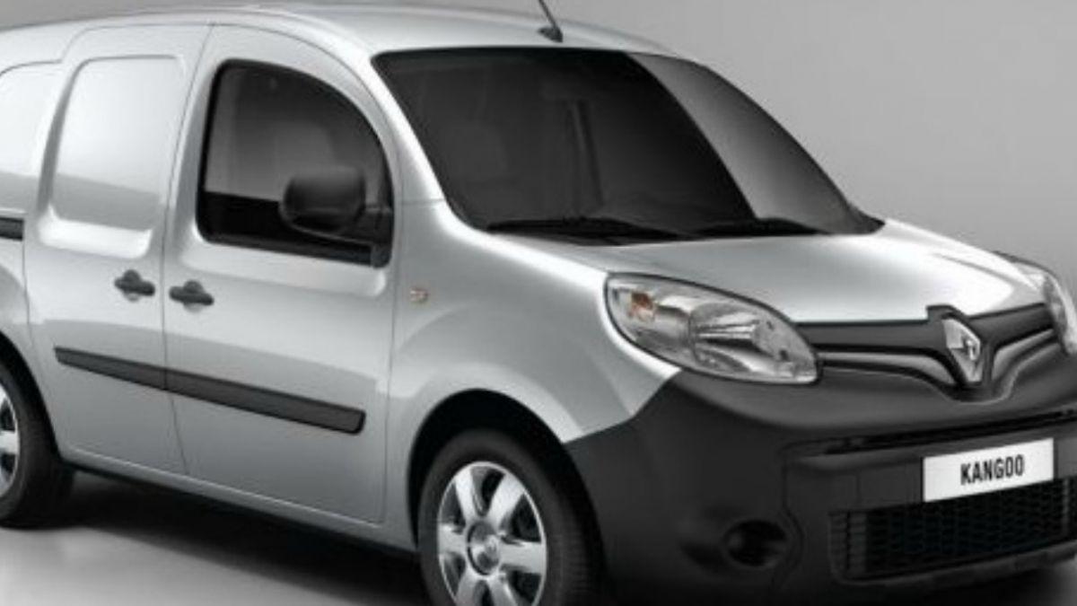 Sernac alerta por fallas en vehículos Kangoo de marca Renault