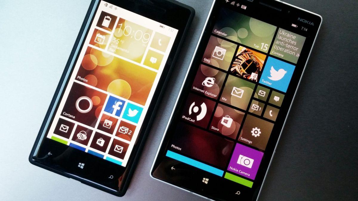 Ya se puede instalar Windows 10 en los smartphones