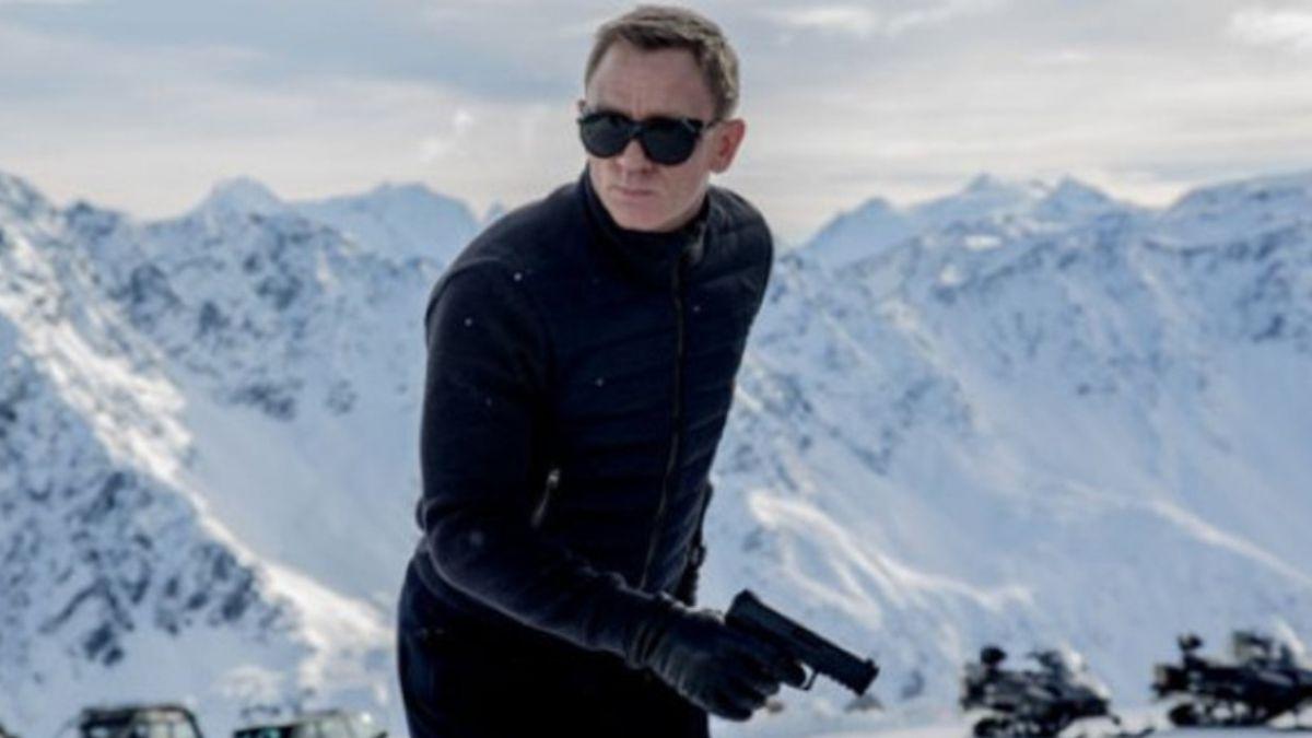 Se filtran las primeras imágenes de lo nuevo de James Bond