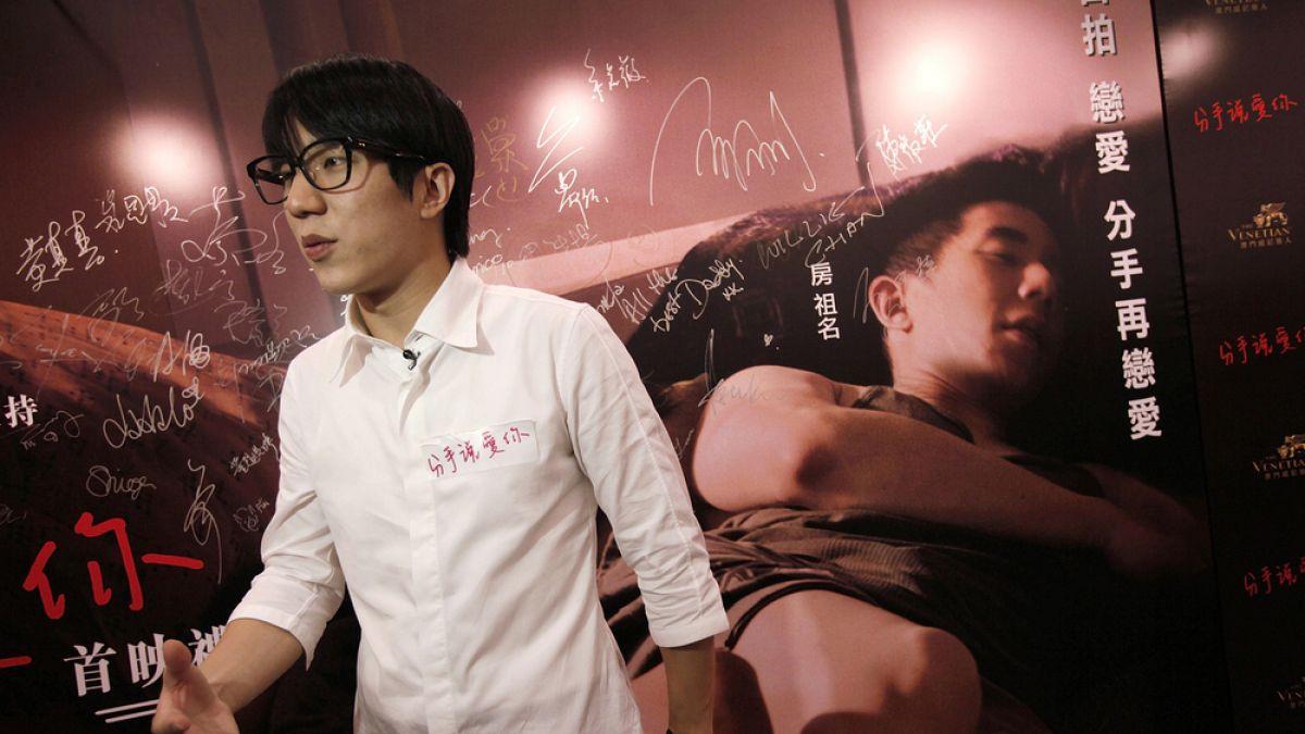 El hijo de Jackie Chan sale de prisión tras una condena de seis meses