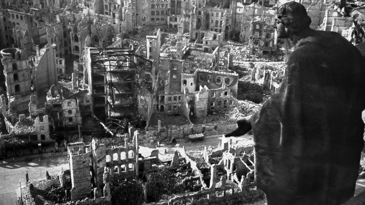 Alemania conmemora el 70º aniversario del bombardeo de Dresden