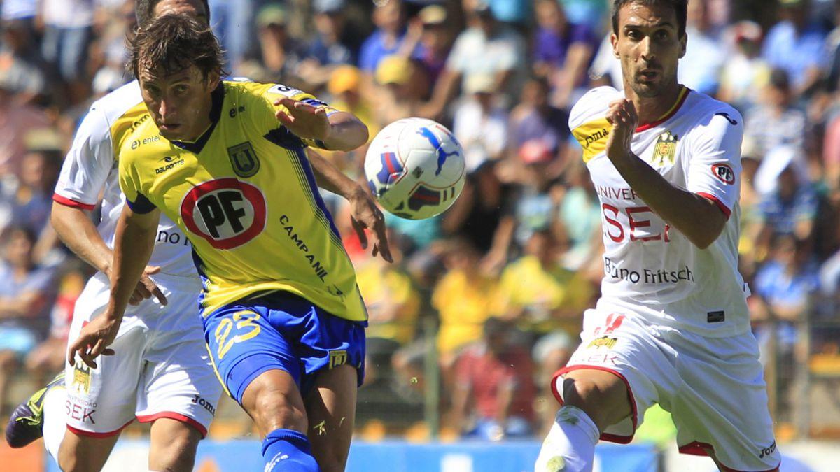 Duelo de líderes en el fútbol chileno
