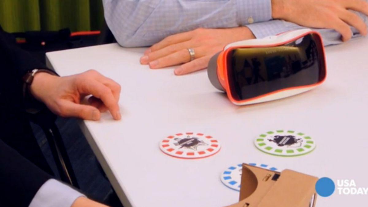 [Video] Google venderá moderna versión de los clásicos View-Master