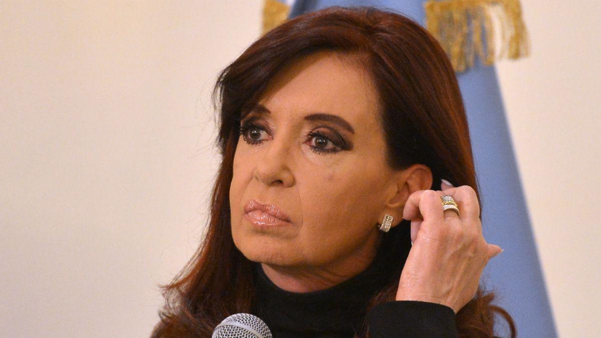 Cristina Fernández tras imputación: El odio y la calumnia se los dejamos a ellos