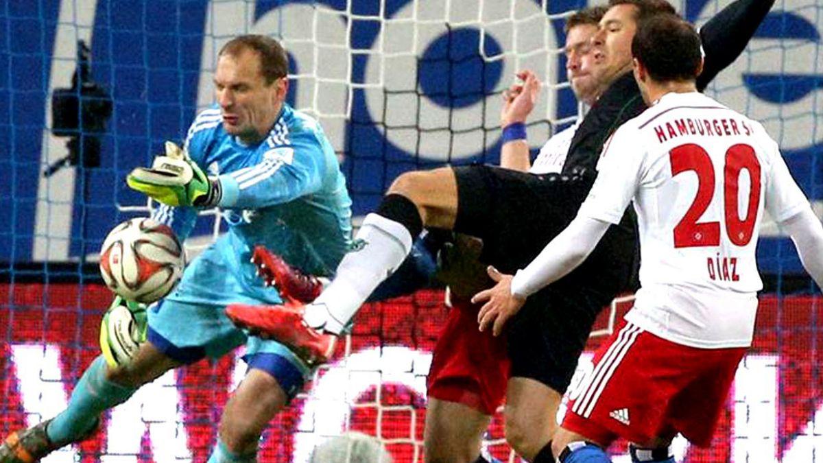 El Hamburgo de Díaz recibe goleada histórica
