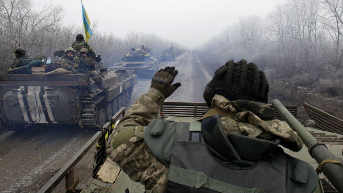 Alto el fuego entra en vigor en el este de Ucrania