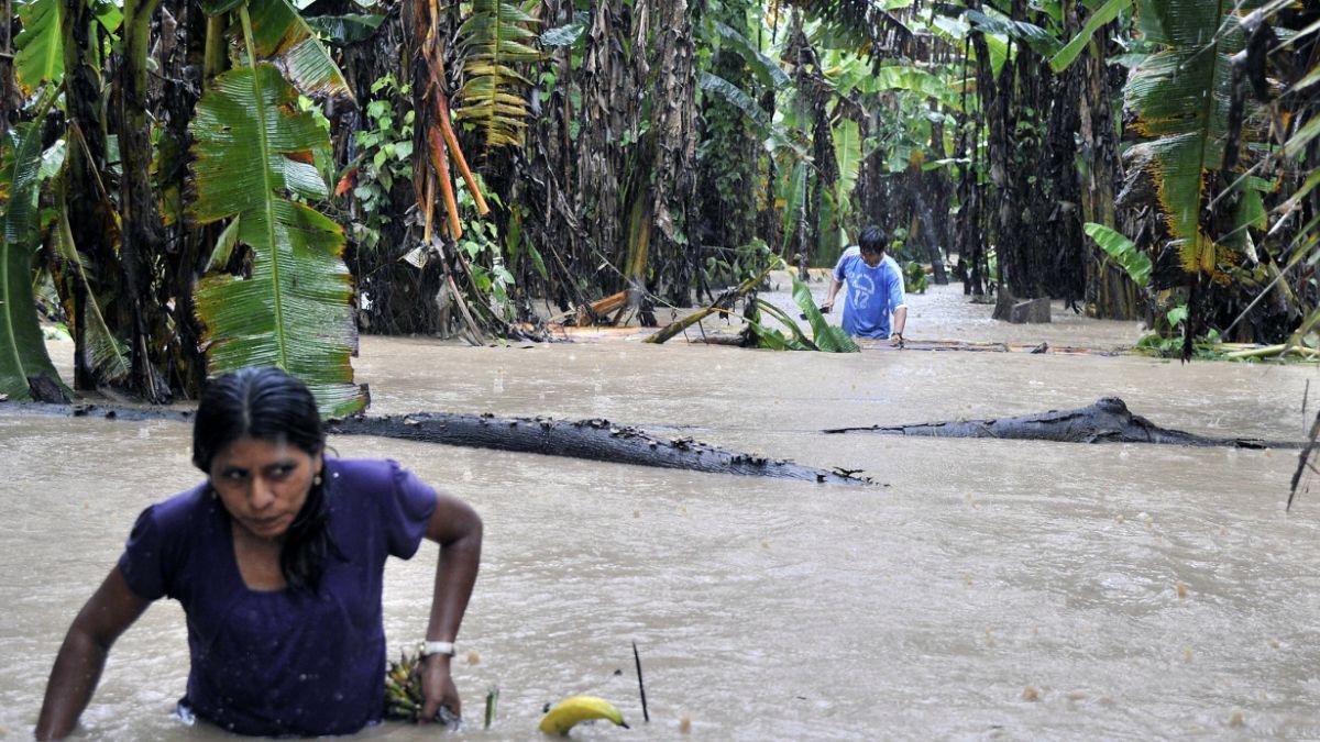 Lluvias en Bolivia dejan 25 fallecidos y 17 mil familias afectadas