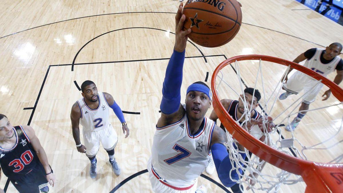 NBA: El Oeste se impuso ante el Este en Juego de las Estrellas