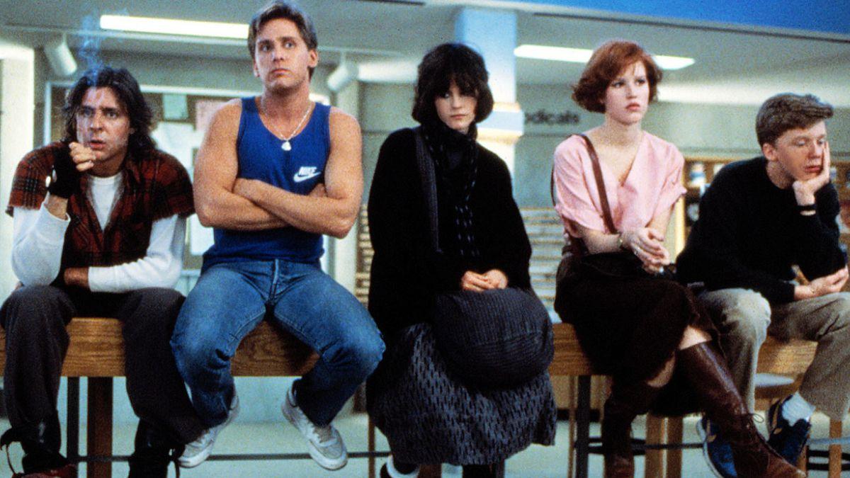 """""""The Breakfast Club"""" cumple 30 años: Estas son 10 cosas que no sabías de la película"""