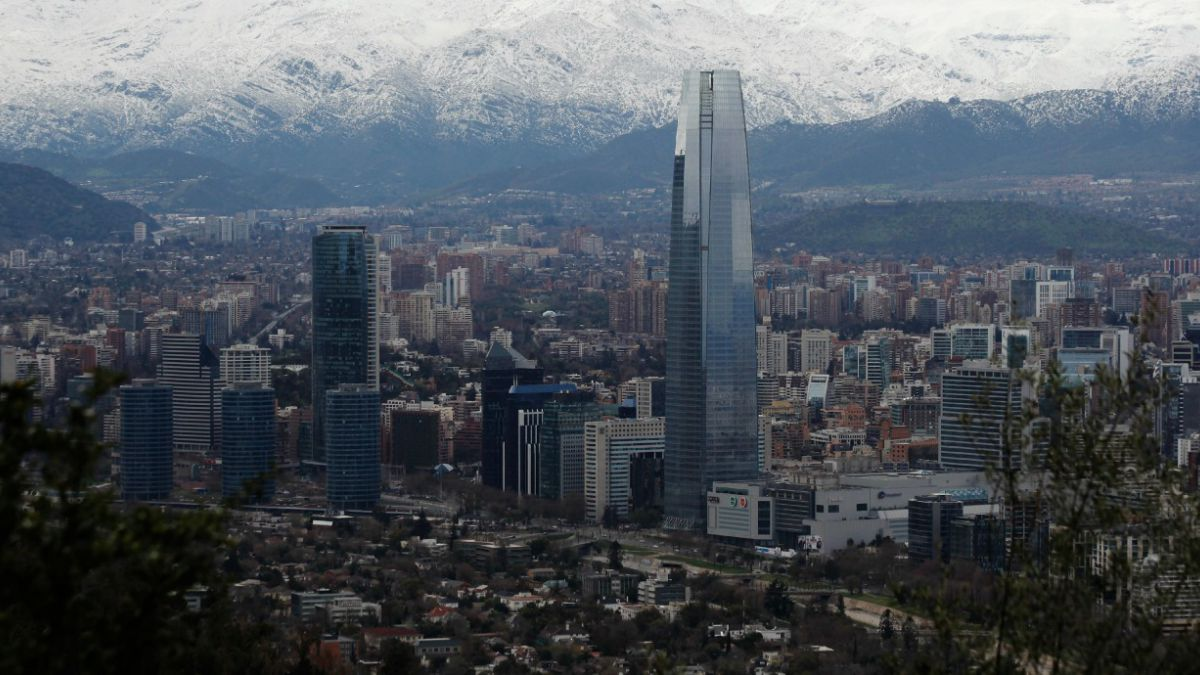 Santiago, el séptimo destino del mundo para viajeros solitarios