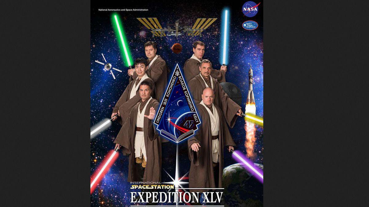 La NASA homenajea a Star Wars en su nueva misión espacial