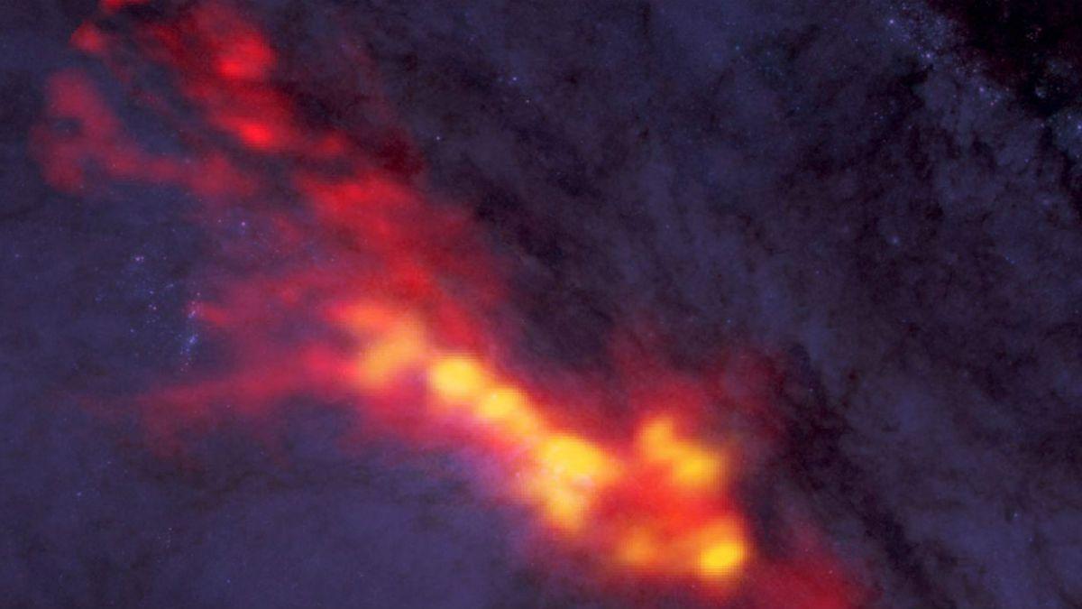 [VÍDEO] Observatorio chileno capta superincubadoras estelares en galaxia cercana