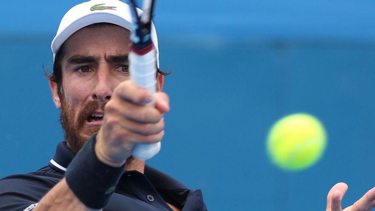 El mejor ubicado sudamericano en el ranking ATP es un uruguayo