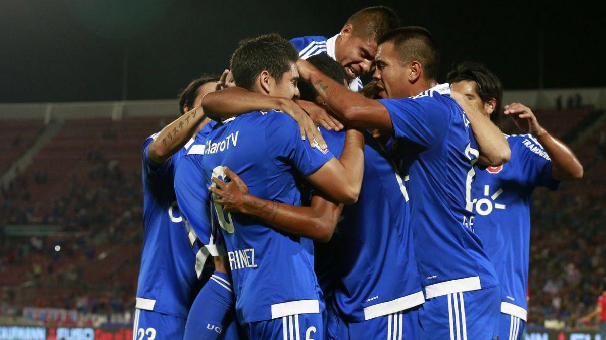El León azul volvió a rugir en el Nacional
